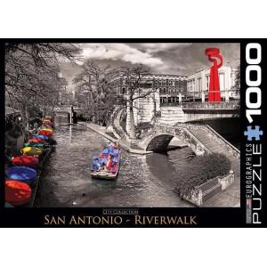 San Antonio - pasivaikščiojimas paupiu