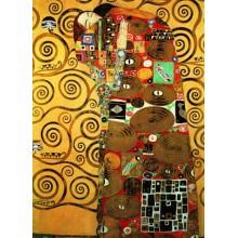 Pilnatvė. Gustav Klimt
