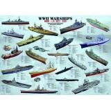 Antrojo Pasaulinio karo laivai