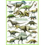 Kreidinio Periodo Dinozaurai