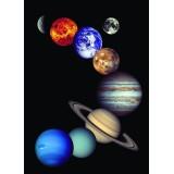 NASA - Saulės sistema