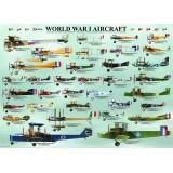 Pirmojo Pasaulinio karo lėktuvai