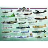 Sąjungininkų oro pajėgos, bombonešiai