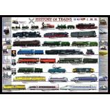Traukinių Istorija
