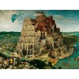 Babelio bokštas. Piteris Breigelis Vyresnysis.